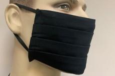 maseczka ochronna czarna