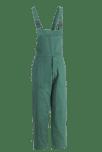 spodnie ogrodniczki spo 03 Zielone