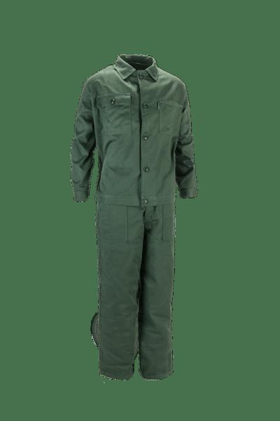 Ubranie robocze UBR-16 zielone