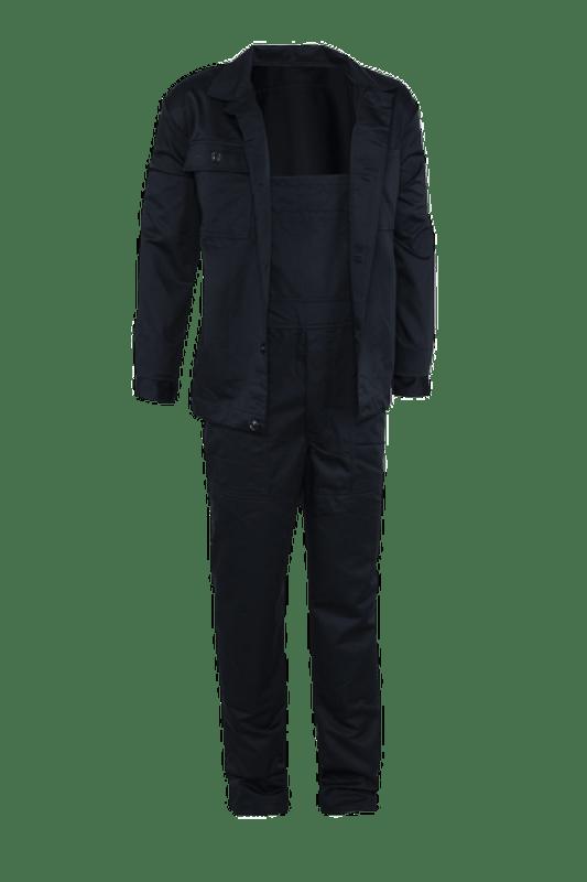 Ubranie robocze UBR-43-czarne